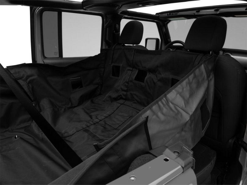 Rugged Ridge C3 Cargo Cover (18-20 Jeep Wrangler JL 4 Door)