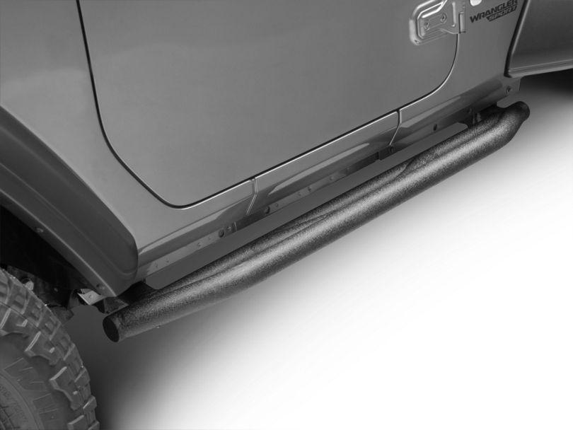 Barricade Rock Sliders (18-20 Jeep Wrangler JL 2 Door)