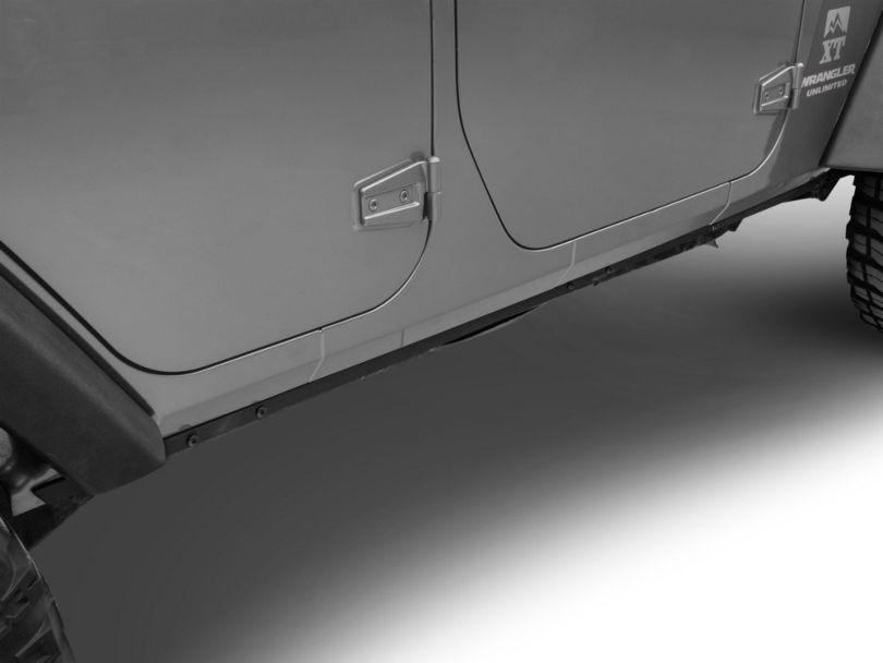 Hammerhead Bottom Trim Pinch Weld Cover (07-18 Jeep Wrangler JK 4 Door)