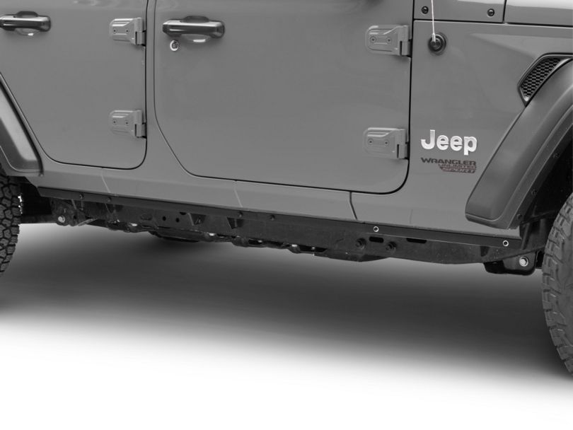 Bottom Trim Pinch Weld Cover (18-20 Jeep Wrangler JL 4 Door)
