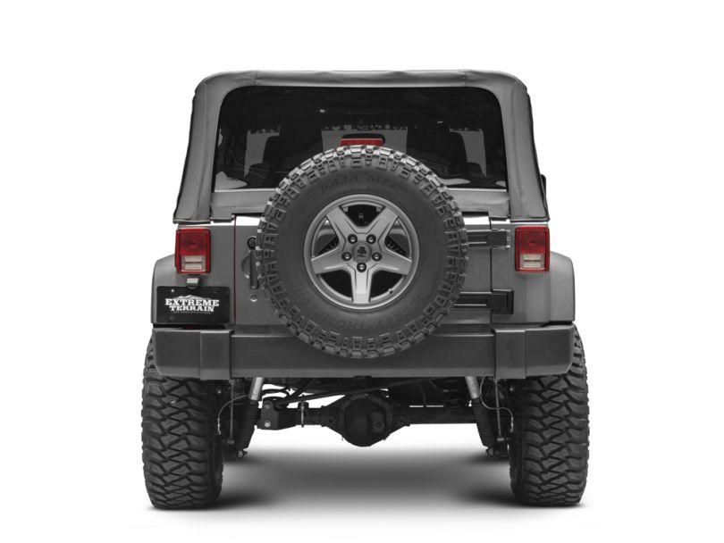 Raxiom Adjustable Rear Vision Camera for Aftermarket Radios (07-18 Jeep Wrangler JK)