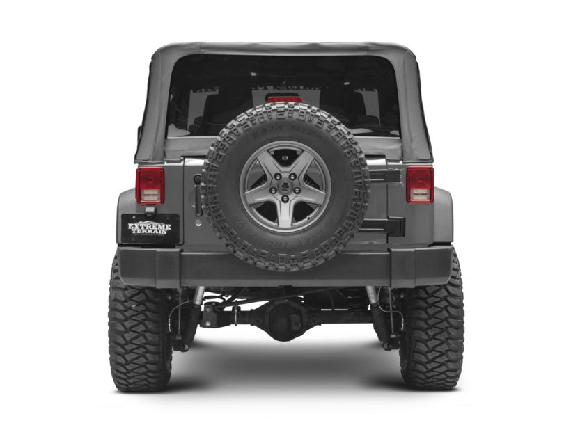 Raxiom Infrared Adjustable Rear Vision Camera for Aftermarket Radios (07-18 Jeep Wrangler JK)