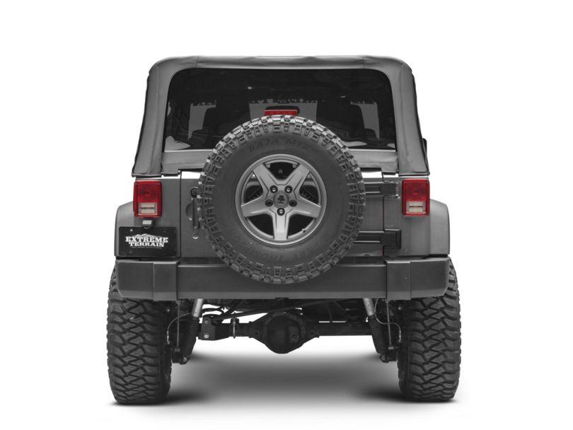 Raxiom Front & Rear Camera System (07-18 Jeep Wrangler JK)