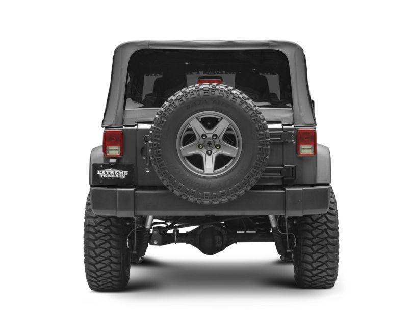 Raxiom Quad-Camera w/ DVR System (07-18 Jeep Wrangler JK)