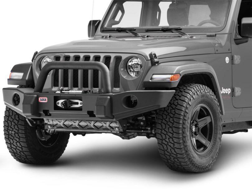 ARB Classic Deluxe Front Bumper (18-19 Jeep Wrangler JL)