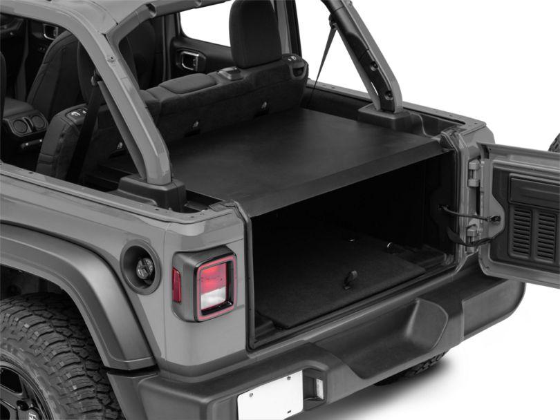 Tuffy Security Deck Enclosure (18-20 Jeep Wrangler JL 4 Door)