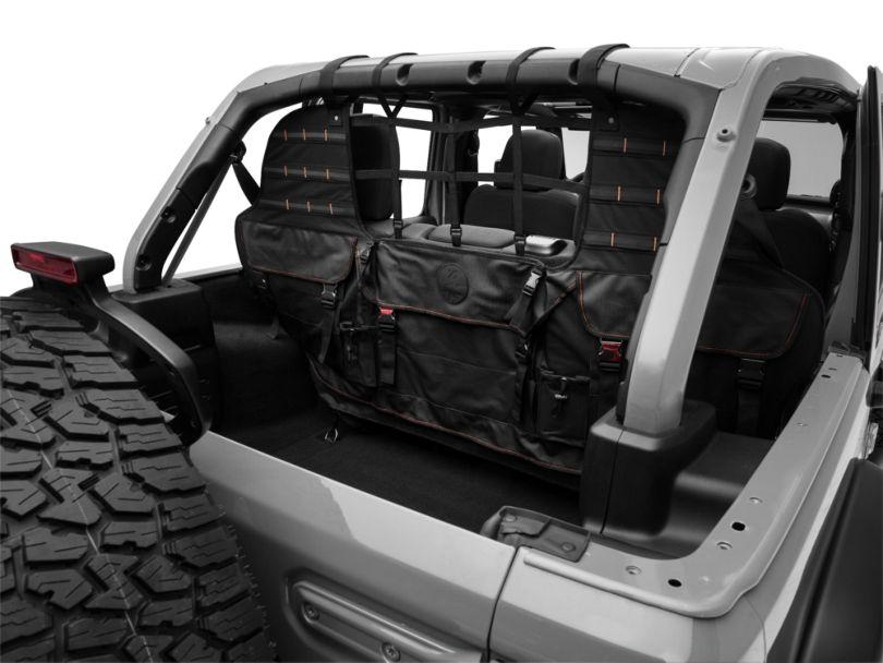 XG Cargo Sportman MOLLE Interior Cargo Storage (07-18 Jeep Wrangler JK 4 Door; 18-20 Jeep Wrangler JL 4 Door)