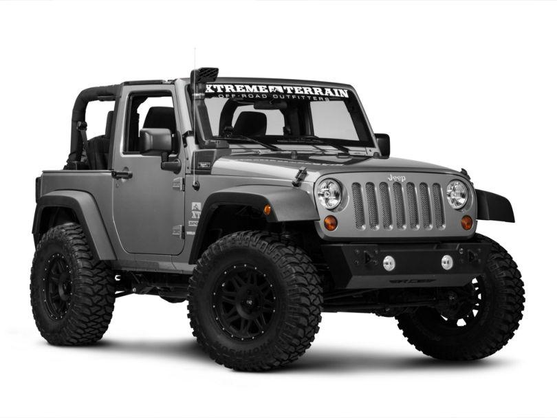 Rugged Ridge XHD Low/High Mount Snorkel System (07-18 Jeep Wrangler JK)