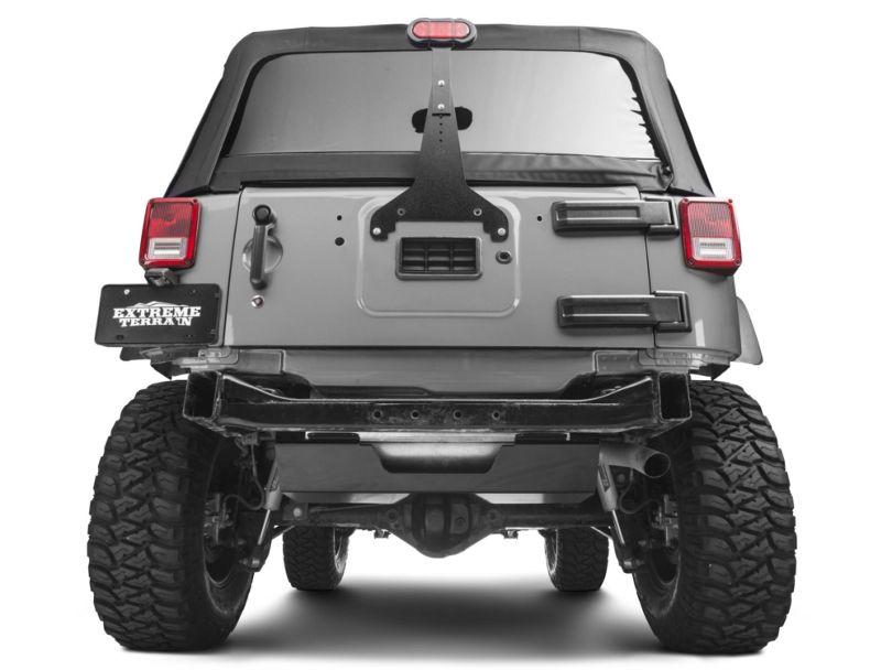 Rugged Ridge Muffler Skid Plate (07-18 Jeep Wrangler JK)
