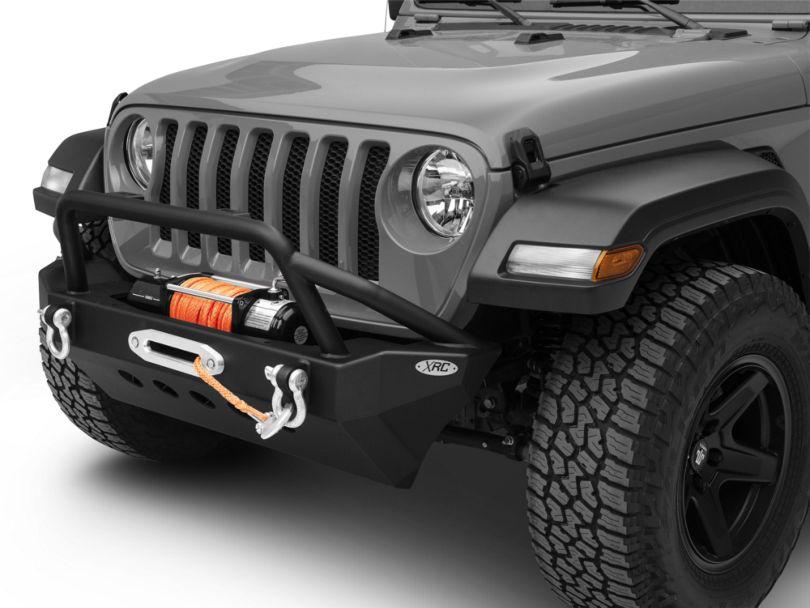 Smittybilt XRC Front Bumper (18-20 Jeep Wrangler JL)