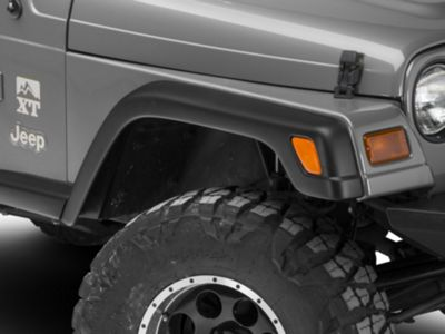 Omix-ADA 6-Piece Factory Style Fender Flares (97-06 Jeep Wrangler TJ)