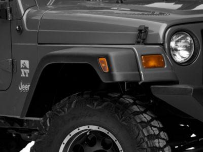 Omix-ADA 7 in. Fender Flares (97-06 Jeep Wrangler TJ)