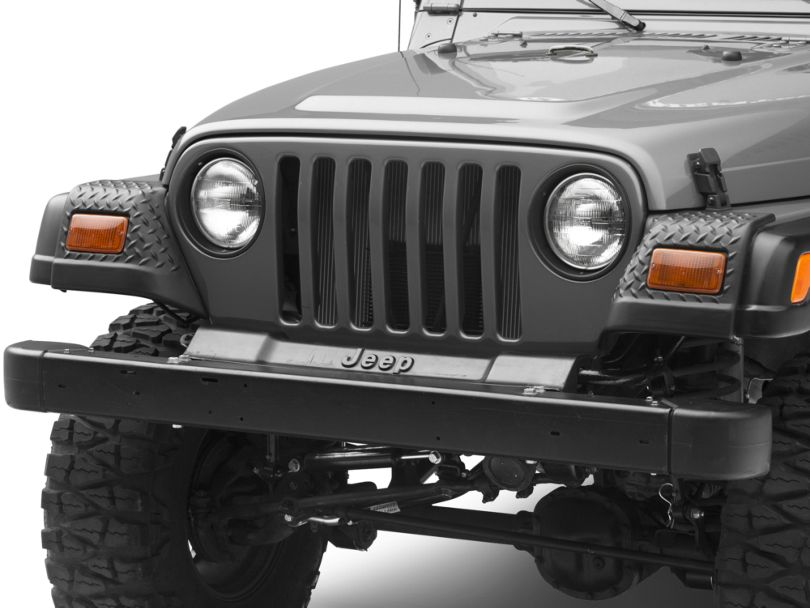 Rugged Ridge Front Fender Guard Body Armor Kit (97-06 Jeep Wrangler TJ)