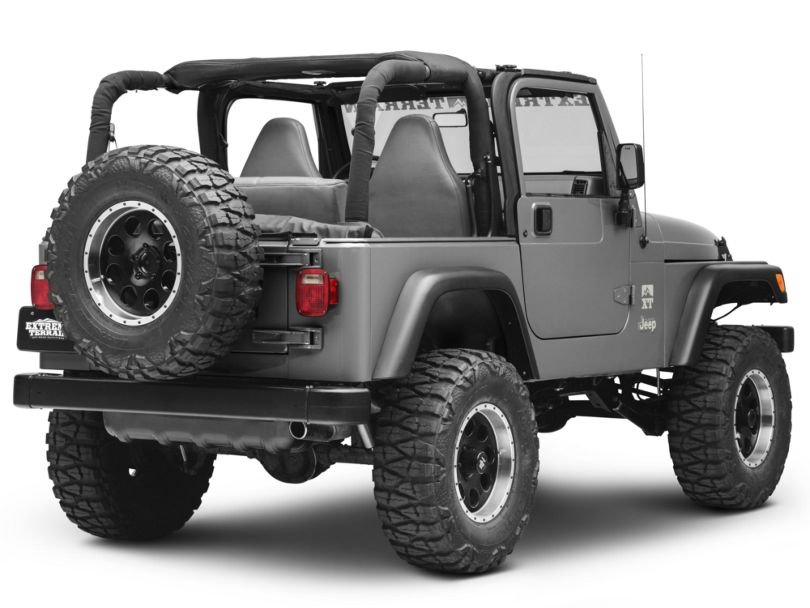 Smittybilt Soft Top Storage Boot (97-06 Jeep Wrangler TJ)