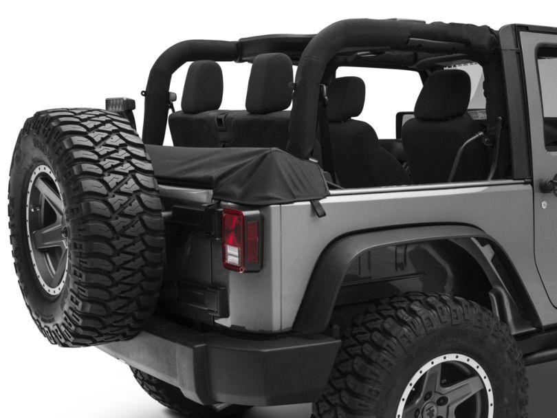 Smittybilt Soft Top Storage Boot (07-18 Jeep Wrangler JK 2 Door)