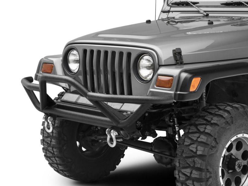 Smittybilt SRC Front Grille Guard Bumper (87-06 Jeep Wrangler YJ & TJ)