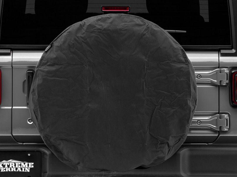 Smittybilt 33-35 in. Spare Tire Cover (87-20 Jeep Wrangler YJ, TJ, JK & JL)