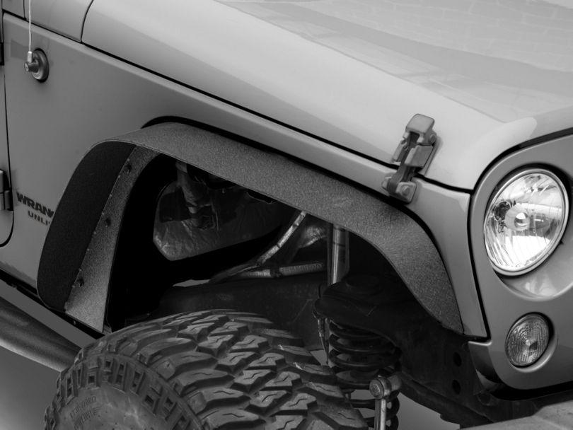 Smittybilt XRC Fender Flares (07-18 Jeep Wrangler JK)