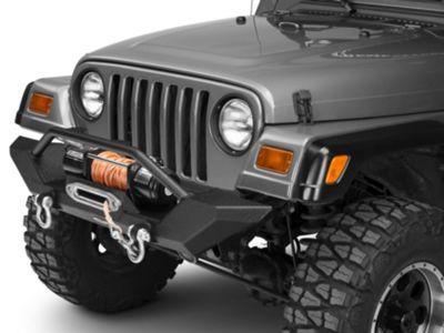 Add Smittybilt XRC Front Bumper (97-06 Wrangler TJ)