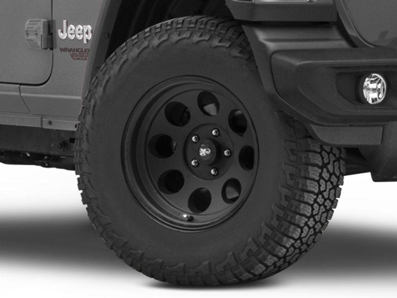 Pro Comp Wheels Series 7069 Flat Black Wheel - 17x9 (18-20 Jeep Wrangler JL)