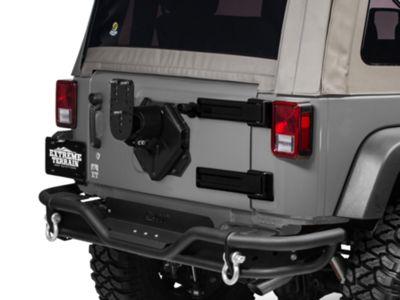 Teraflex HD Adjustable Spare Tire Mounting Kit (07-18 Jeep Wrangler JK)
