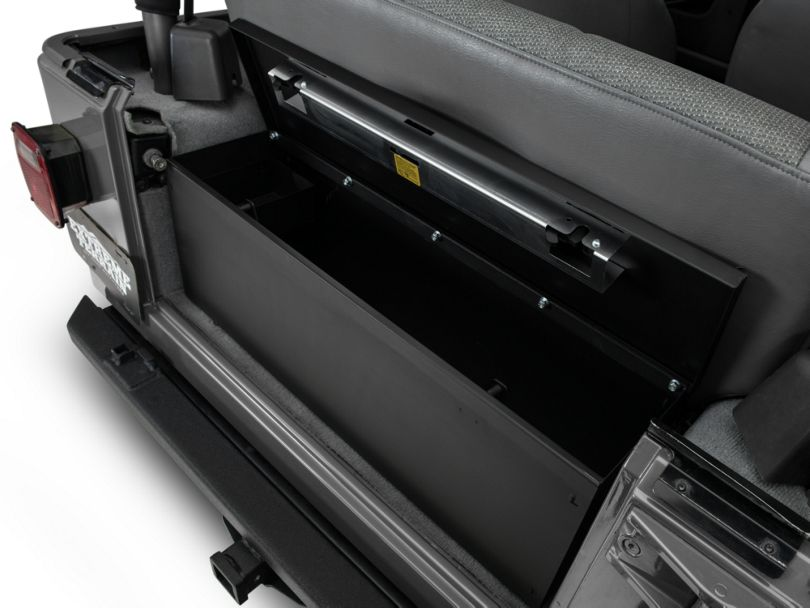 Tuffy Super Security Storage Trunk (87-95 Jeep Wrangler YJ)