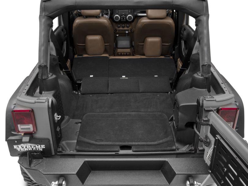 Dirty Dog 4x4 Trench cover (07-18 Jeep Wrangler JK 4 Door)