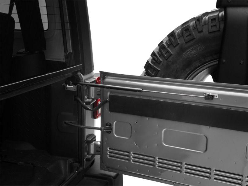 Rugged Ridge Tailgate Lift Support (07-10 Jeep Wrangler JK)