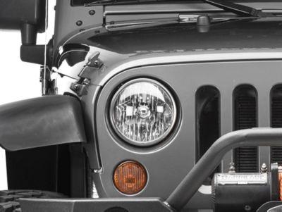 Omix-ADA Right Headlight Assembly (07-18 Jeep Wrangler JK)