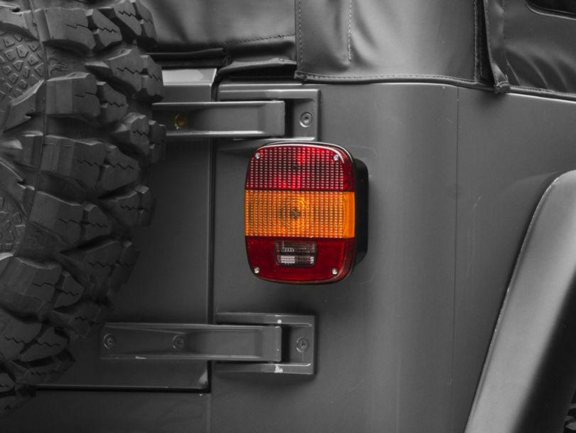 Export Tail Light (97-06 Jeep Wrangler TJ)