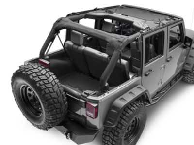 Rugged Ridge Eclipse Sun Shade (07-18 Jeep Wrangler JK)