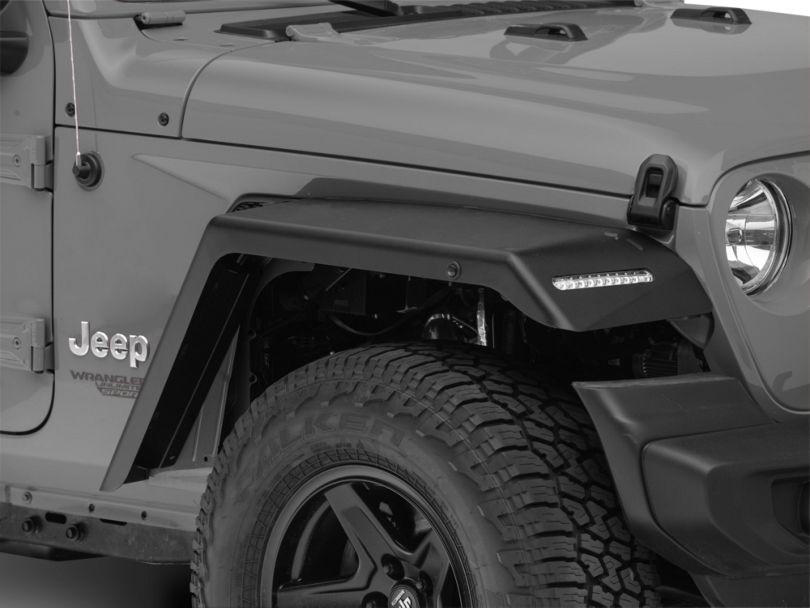 Rock-Slide Engineering Fender Flares (18-20 Jeep Wrangler JL)