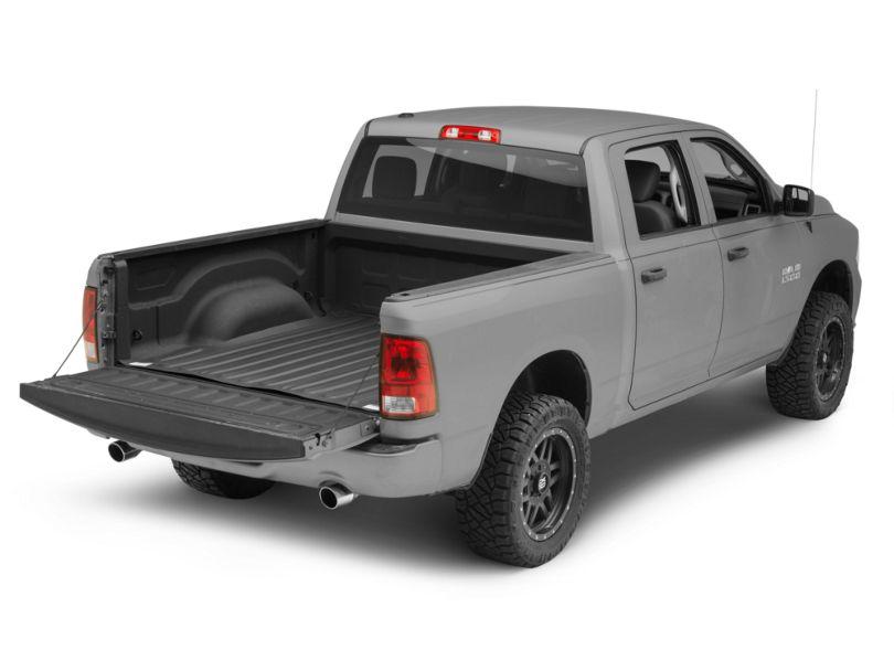 Weathertech UnderLiner Bed Liner - Black (09-18 RAM 1500 w/ 5.7 ft. & 6.4 ft. Box & w/o Ram Box)