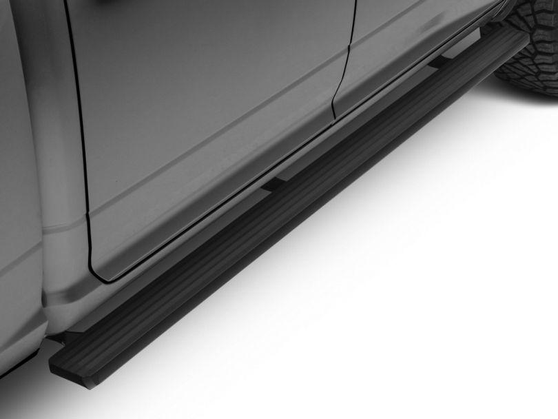 Duratrek I4 Running Boards - Black (09-18 RAM 1500 Quad Cab, Crew Cab)