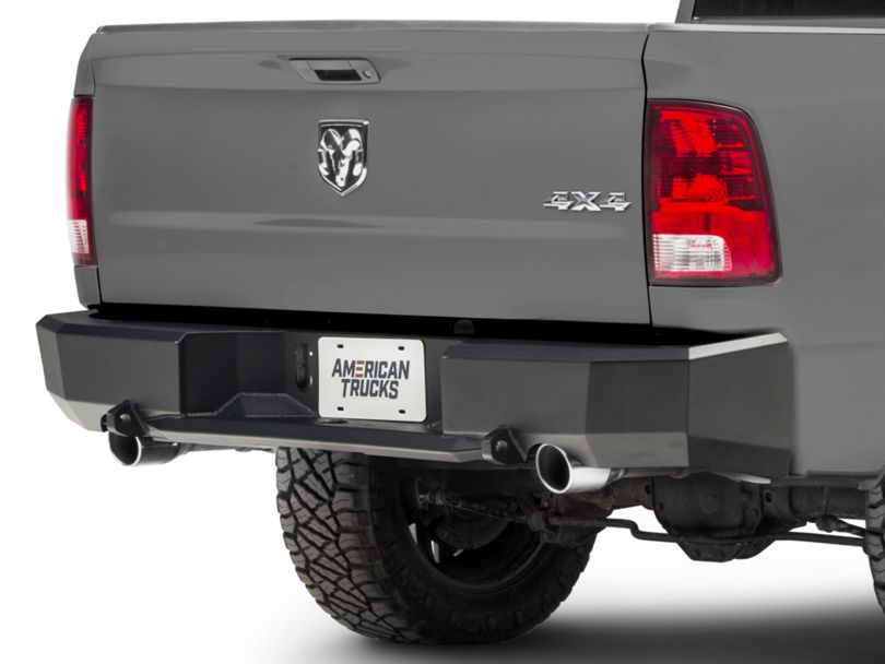 ICI Magnum Rear Bumper (09-18 RAM 1500 w/ Factory Dual Exhaust)