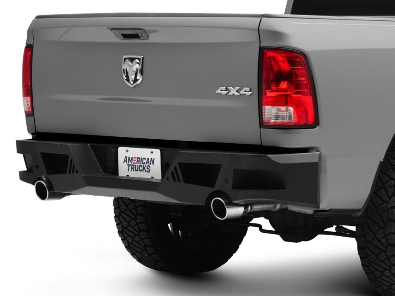 Armour Rear HD Bumper (13-18 RAM 1500)