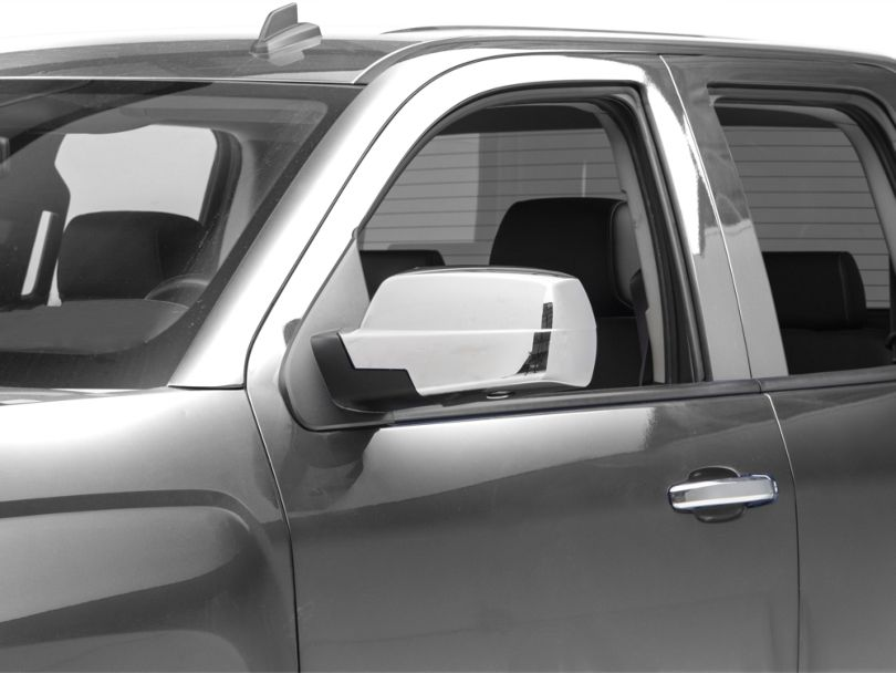 Chrome Mirror Covers (14-18 Silverado 1500)
