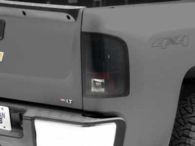 LED Tail Lights - Smoked Lens (07-13 Silverado 1500)
