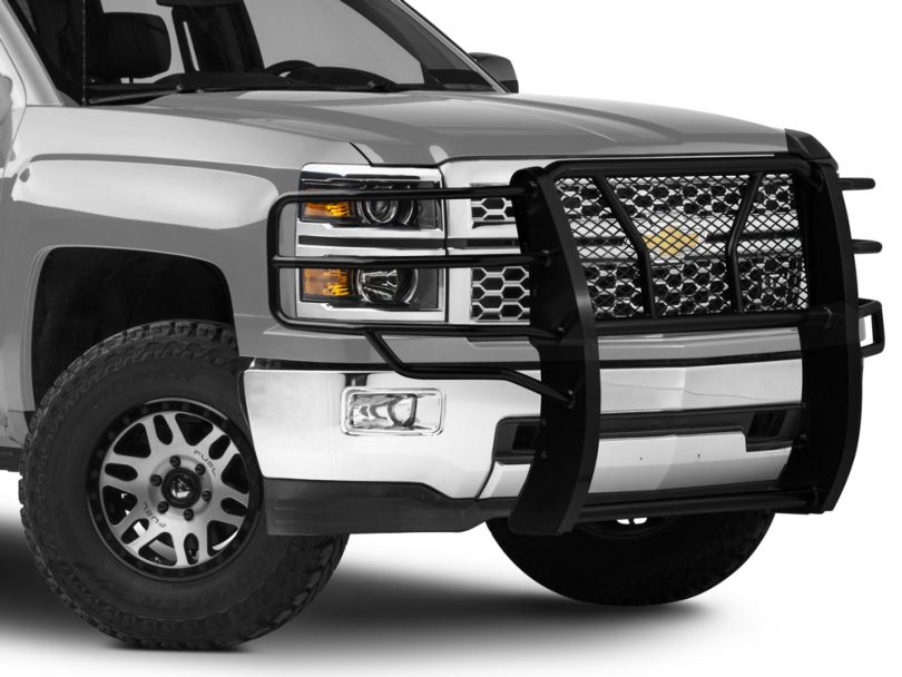 Barricade Extreme HD Grille Guard - Black (14-15 Silverado 1500)