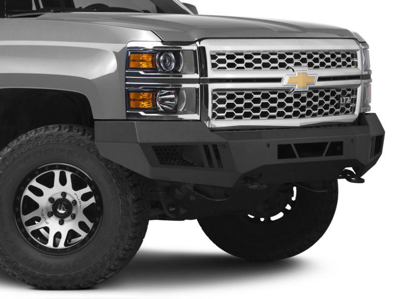 Barricade Extreme HD Front Bumper (14-15 Silverado 1500)
