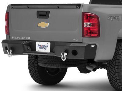 DV8 Off-Road Recovery Rear Bumper (07-13 Silverado 1500)