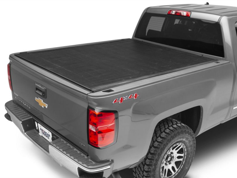 Truxedo Lo Pro Soft Roll-Up Tonneau Cover (14-18 Silverado 1500)