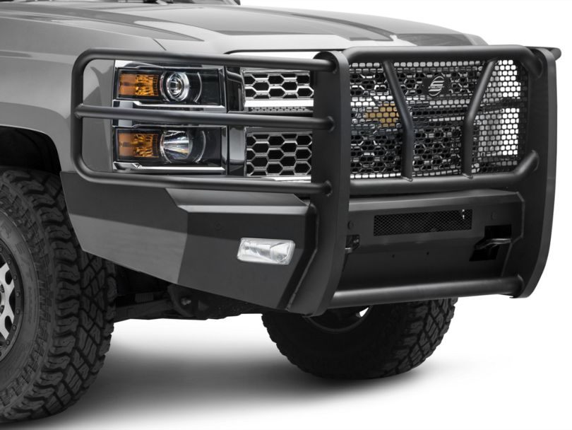 HD Elevation Front Replacement Bumper (14-15 Silverado 1500)