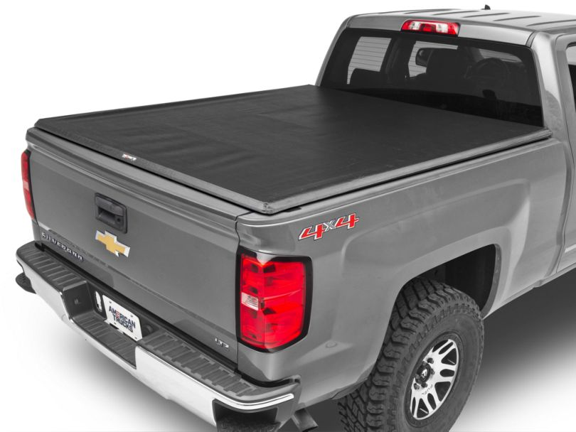 Truxedo TruXport Soft Roll-up Tonneau Cover (14-18 Silverado 1500)