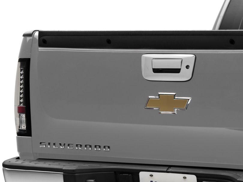 Chrome Tailgate Handle Cover (07-13 Silverado 1500)