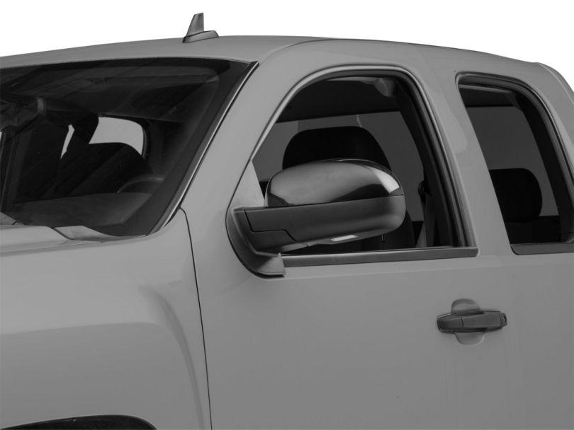 Opr Silverado Powered Heated Foldaway Mirror W Puddle