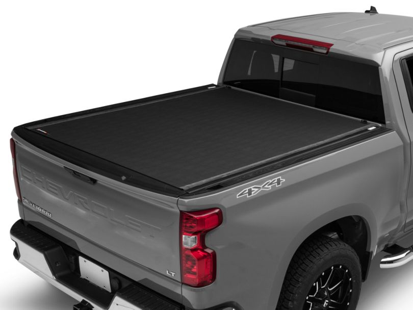 BAK Industries Revolver X4 Roll-Up Tonneau Cover (19-20 Silverado 1500)