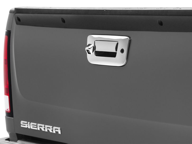 Chrome Tailgate Handle Cover (14-15 Sierra 1500)