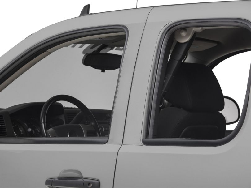 Pillar Post Covers - Polished (07-13 Sierra 1500 Crew Cab)