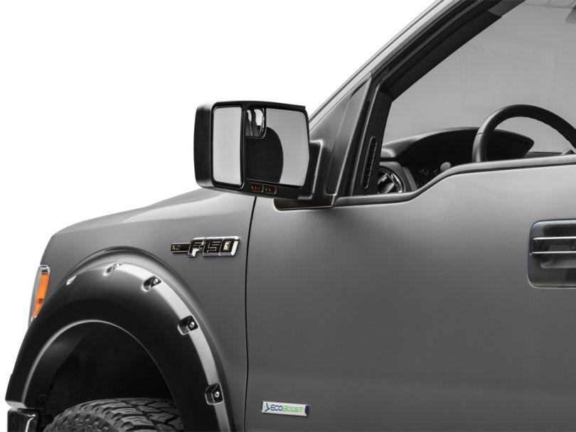 Custom Towing Mirrors - Pair (04-14 F-150 w/ Standard Mirrors)